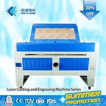 Wuhan wood laser cut christmas ornament / cut laser of EFR 150W Co2 laser cutting machine for mdf