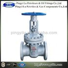 AMcuniform medium pressure medium temperature rising stem manual gate valve