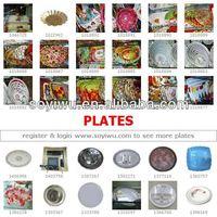 MICROWAVE SAFE PAPER PLATES wholesaler for Plate