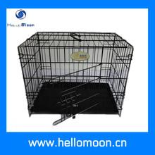 Wire Iron Folding Dog Pet Cage