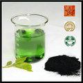Polvo Clorofilina pura soluble-agua