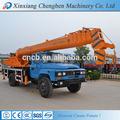 16 toneladas de capacidad de carga nudillo brazo de elevación del gancho de camiones