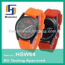 2012 friendly digital silicone girl wrist watch