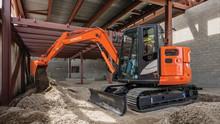 1.6 ton 1.8 ton 1600KG CE ISO EPA mini crawler excavator with KUBOTA YANMAR PERKINS ENGINE