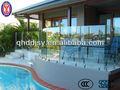 Vidro temperado piscina fence painéis/segurança cerca para piscina