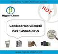 HP3002 Cardiovascular de Drogas USP35 / EP7.0 CAS 145040-37-5 Candesartán