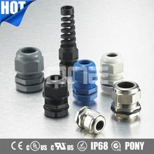 High Quality UL CE Nylon Liquid Tight Cord Grips With IP68