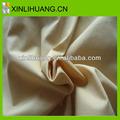 Teñido plano 95% algodón 5% elastano tela tejida