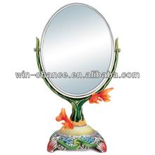 Goldfishes & Marine Desktop Make-up Mirror