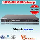 16*FXS SIP Gateway Support IP PBX