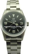 steel vogue mechanical watch