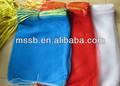 monofilamento de polietileno de alta densidad bolsas de malla para las cebollas