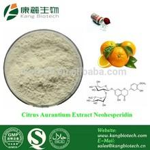 Chinese factory supply bitter orange extract neohesperidin