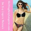 2014 Newest Print Sexy Bandeau open hot sexy girl photo Bikini