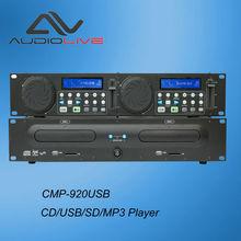 CMP-920USB ODM professional DJ CD mixer Player