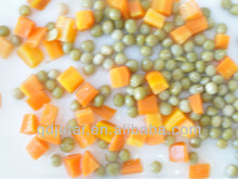 Canned Mixed Vegetables (Green Peas+Carrots)--Fresh Pack
