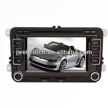 Car radio dvd player gps navigation for Volkswagen