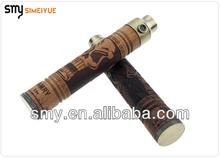 wood eagle hand carved x-fire K fire electronic cigarette pipe wooden vaporizer PK iGo W3