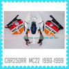 ABS Injection mould Fairing Kit for Honda CBR250RR MC22 repsol