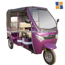 2015 electric power tricycle, battery operated tricycle, passenger tricycle TEB-88 india/bangladesh