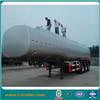 High quality diesel tank semi trailer with landing gear