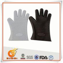 long yellow gloves/brush massager/abrasive wire brush