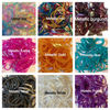 Metallic Rubber Loom Bands / Gold Loom Bands / Silver Loom Bands