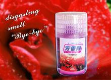 Plastic bottle liquid air freshener