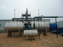 2014 new design negative pressure used engine oil recycling machine waste oil purifier machine