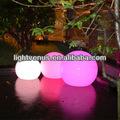 Bsci certificado del fabricante rgb multi- color cambio de discoteca led de pelota de luz