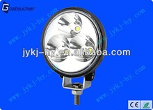 3inch 9w led work light waterproof ip67 led work light 4wd