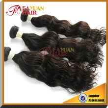 popular high quality unprocessed genuine raw virgin indian remy hair