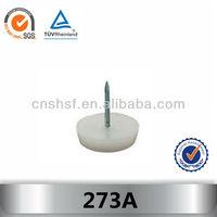 chair leg plastic nail glides 273A