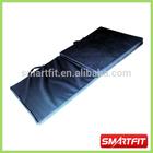 3-fold exercise mat sponge mat with soft cover portable yoga mat