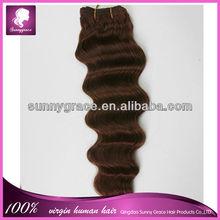 alibaba express Hot sell /High quality Malaysian human hair water wavy hair extension machinery