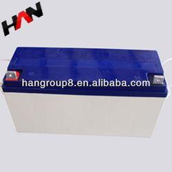 rechargeable solar storage solar gel batteries 12v120ah