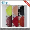 Emerald diamond Wallet Handbag case for iphone 5s ,for iphone 5 accessories