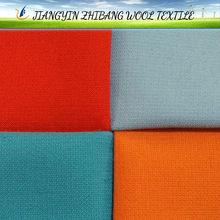 single side velvet viscose/polyester fabric for coat,suit,garment