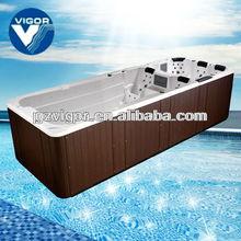 swimming pool spa / swim spa enclosure