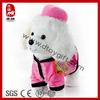 Hot new product for 2014 animated electronic musical dog moving toy dog for kid stuffed white poodle dog plush walking toys dog
