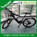 Fırçasız motor 36V 8.8ah çince dağ bisikleti