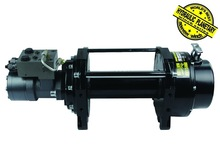 Used Hydraulic Truck Winch For Sale NVH15000(15000lbs)