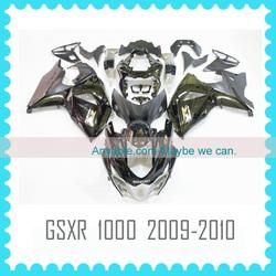 Aftermarket motorcycle Fairing body kit for SUZUKI GSXR 1000 K9 2009 2010