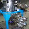 Stainless steel vertical pressure leaf filter