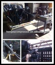 oil free piston compressor oil free manufacturers vacuum pump oil free with 70CFM 870PSI 40HP 2m3 60bar 30kw 2014 CHINAPLAS