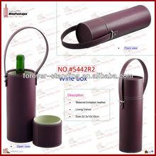 WinePackages round tube wine gift box,wine cardboard tube,wine tube