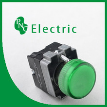 PNC XB2 series Resistance-type,waterproof led button indicator XB2-BV push button switch