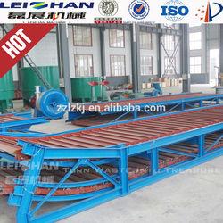 Kraft paper making line / top chain conveyor