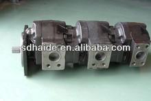 doosan excavator hydraulic triple gear pump,doosan daewoo hydraulic cylinder for SOLAR 130 140LC-V 150LC-V 155LC-V 170