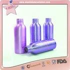 Aluminum Cosmetics spray bottles free sample